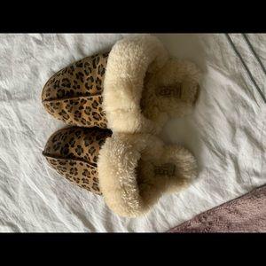 Ugg's slippers cheetah